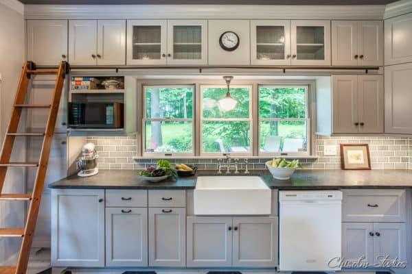Cloverleaf Kitchen Design