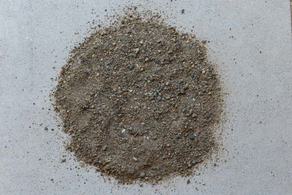 Concrete Sand - Crushed Limestone
