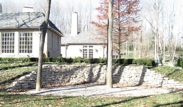 Creek House Olen Valley Wall and Home