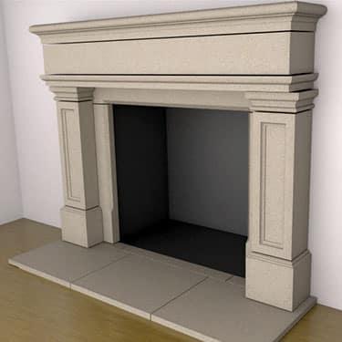 Delaware Fireplace