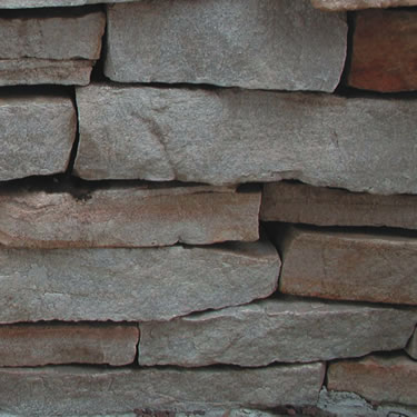 Ottawa® Brown Pre-Split Wallstone