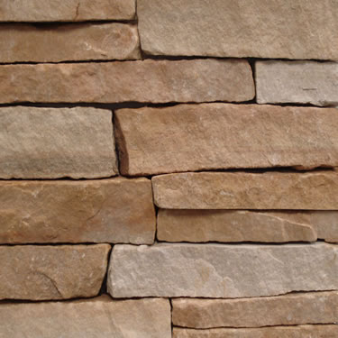 Ottawa Brown Ledgestone
