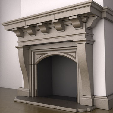 Parkview Fireplace