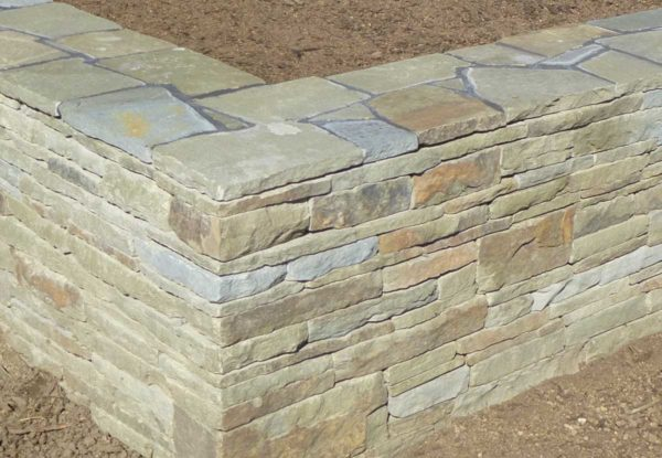 Penn Colonial Wallstone Wall
