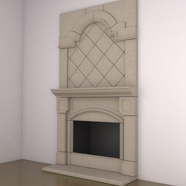 Powell Fireplace