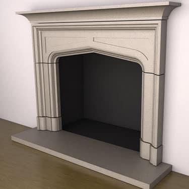 Remington Fireplace