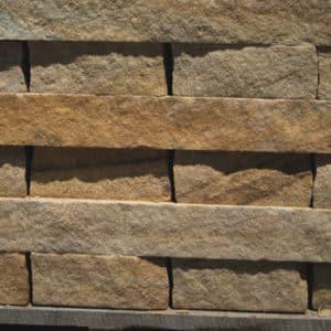 Sandstone Cut Dry Wall