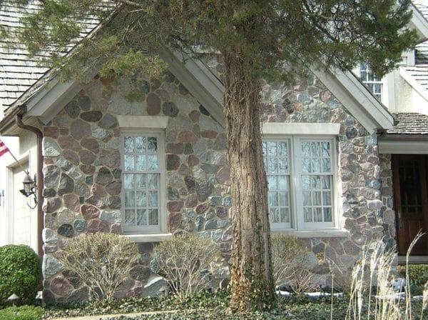 Split Granite Boulders Veneer