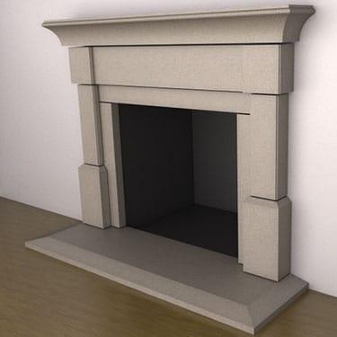 Stanwood Fireplace