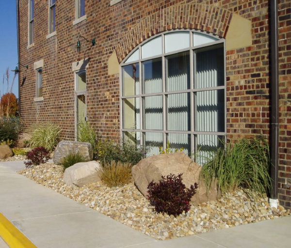 Darby Decorative Gravel and Boulders