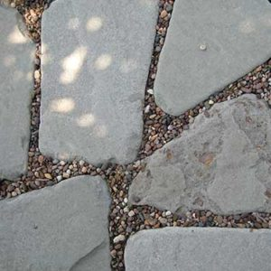 Tumbled Bluestone Flagging