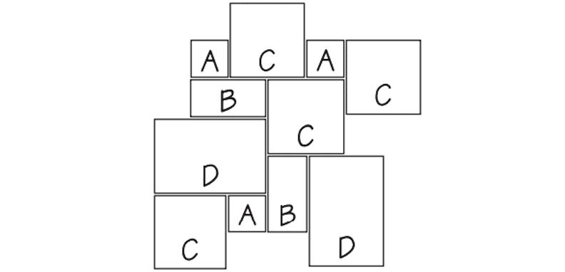 LANG 21 - VERSAILLES PATTERN Repeating Pattern