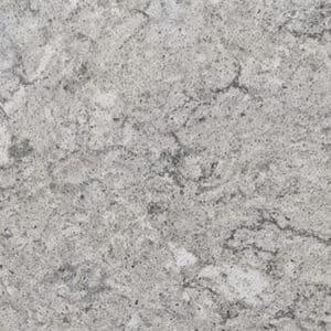 Mystique Alpine Brushed Quartz